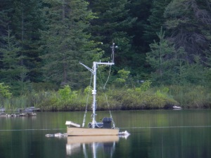 Buoy_PeterLake_2012-07-12